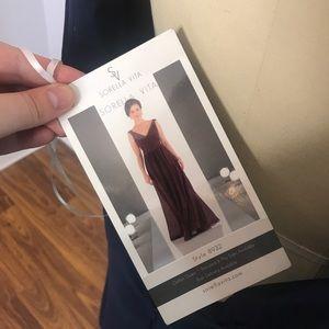SORELLA VITA Dresses - Sorella Vita Bridesmaids Style 8932- Navy